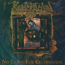 ROSICRUCIAN - No cause for celebration CD (Black Mark/Cargo,1994)  *rare OOP
