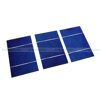 High Power Solar Cell Size 39x39 52x39 52x78 2x6 3x6 6x6 for DIY Solar Panel