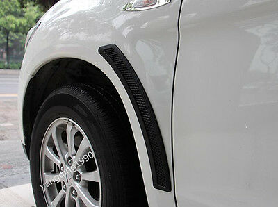 Body Side Molding cover door Protection trim for Mitsubishi Outlander SUV 2016