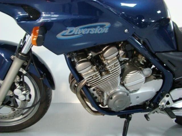 Yamaha, XJ 600 S Diversion, ccm 598