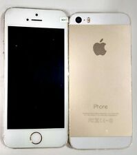 Apple  iPhone 5s - 16 GB - Gold - Refurbished - With FREE TAMPERED Front & Back