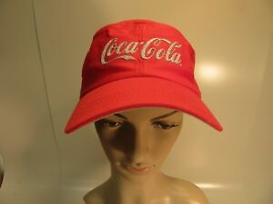 Coca- Cola Painters Type Hat With Sequence letters made by K-Products