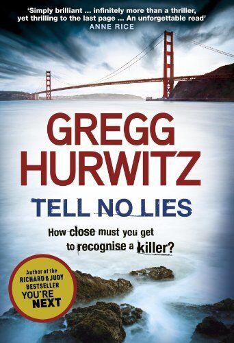 Tell No Lies,Gregg Hurwitz