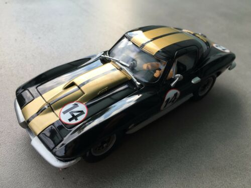 """Carrera Digital 132 30689 Chevrolet Corvette Sting Ray /"""" Corps Chassis Photos"""