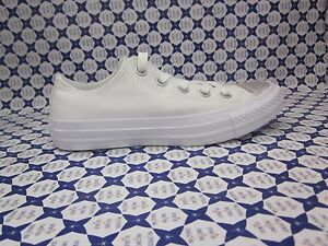 Argento Canvas 555816 Converse Scontate Bianco Ox Scarpa Metal 171 Basse AXg41q6