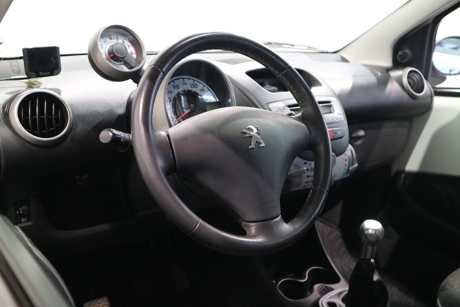 Peugeot 107 1,0 Cool - billede 6