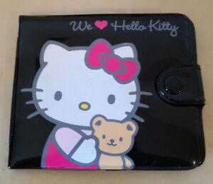 l'atteggiamento migliore fbc89 91155 Details about Portafoglio Hello kitty bag wallet portamonete we love hello  kitty gatto cat