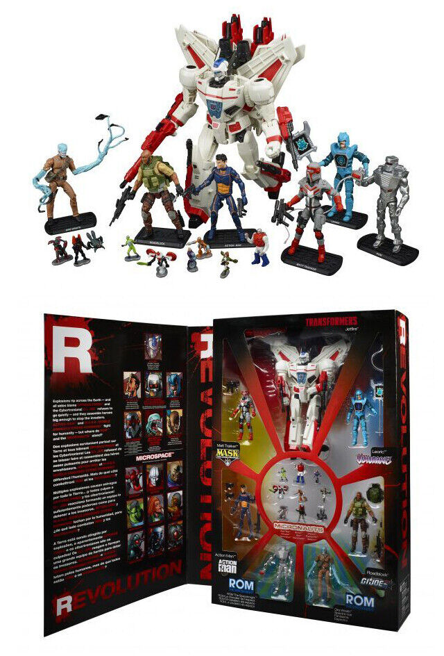 Hasbro IDW Universe Convention Exclusive  - IDW Revolution scatola Set SDCC 2017  rivenditori online