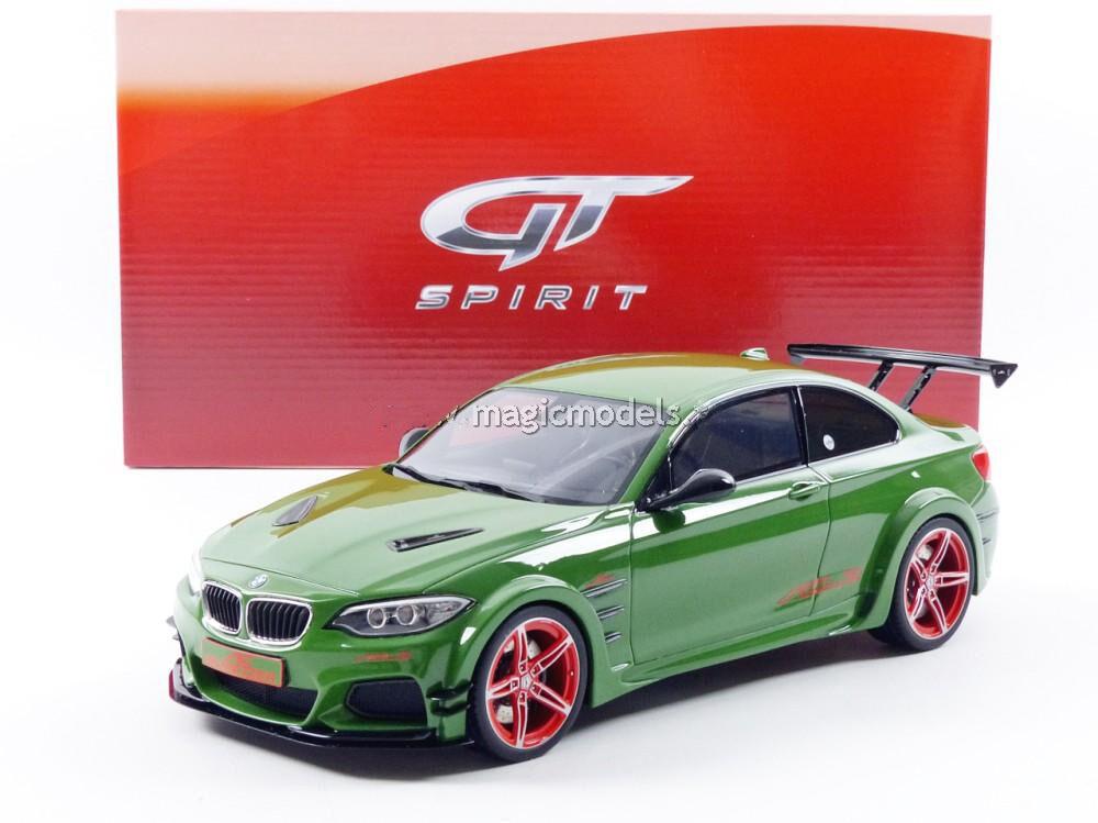 Gt Spirit BMW Ac Schnitzer Acl2 verde en 1 18 Escala Le de 2000 ¡Nuevo en Stock