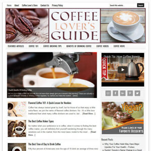 COFFEE-LOVER-039-S-turnkey-website-business-for-sale-w-AUTO-CONTENT-UPDATES