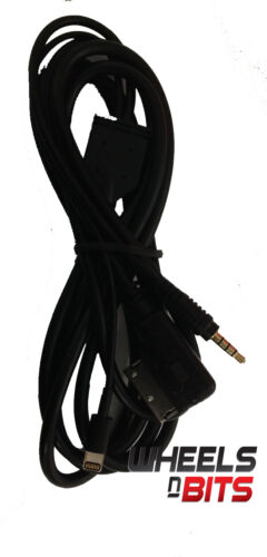 Mercedes 2009/> ipod iPhone 8 Pin Lighting to Media Interface Cable A,B,C,E Class