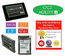 "OCZ Agility 4 64GB SSD Solid State Drive SATA III 2.5"" AGT4-25SAT3-64G"