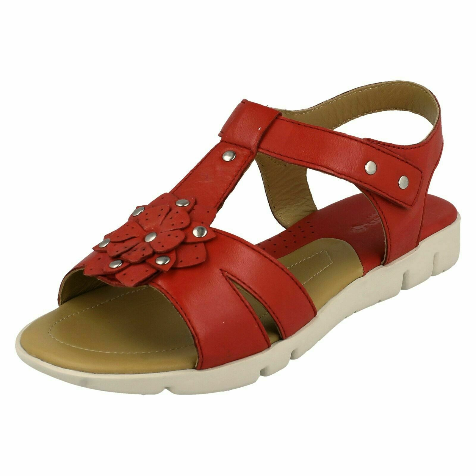 LADIES PADDERS  WIDE FITTING TANSY  SANDALS