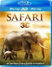 Safari Africa 3d Blu-ray Region B
