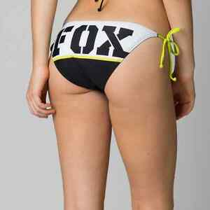 64ada37796a2c New Fox Racing Prime Lap Side Tie Bikini Swim Bottom Womens Extra ...