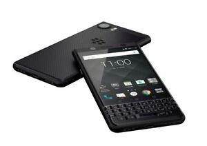 RIM-Blackberry-KEYone-Black-Edition-QWERTY-64GB-IPS-Display-Neuware