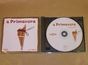 CD-RARE-A-PRIMAVERA-INCU-VAGHJIME-CHANSONS-CORSES-TRES-BON-ETAT