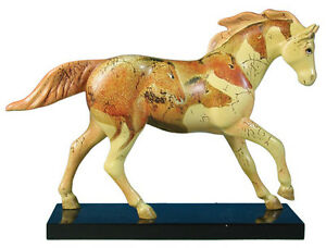 Trail-of-Painted-Ponies-RUNNING-WITH-THE-ANCESTORS-FIGURINE-NIB-1st-Edition