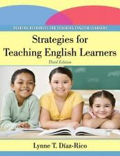 Strategies for Teaching English Learners (3rd Edition)