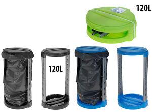 Hands-Free-120L-Rubbish-Bag-Refuse-Sack-Bin-Bag-Waste-Bag-Stand-Holder