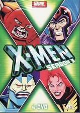 X-Men Season 3 -- 4  x DVD Set (  Marvel  ) Brand New & sealed
