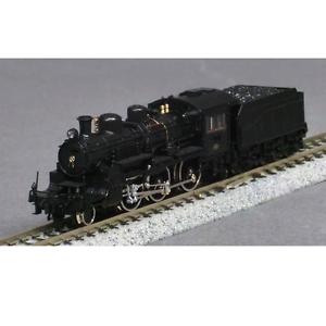 Kato 2027 Steam Locomotive 2-6-0 Type C50 Special Edition 50th Anniversary - N