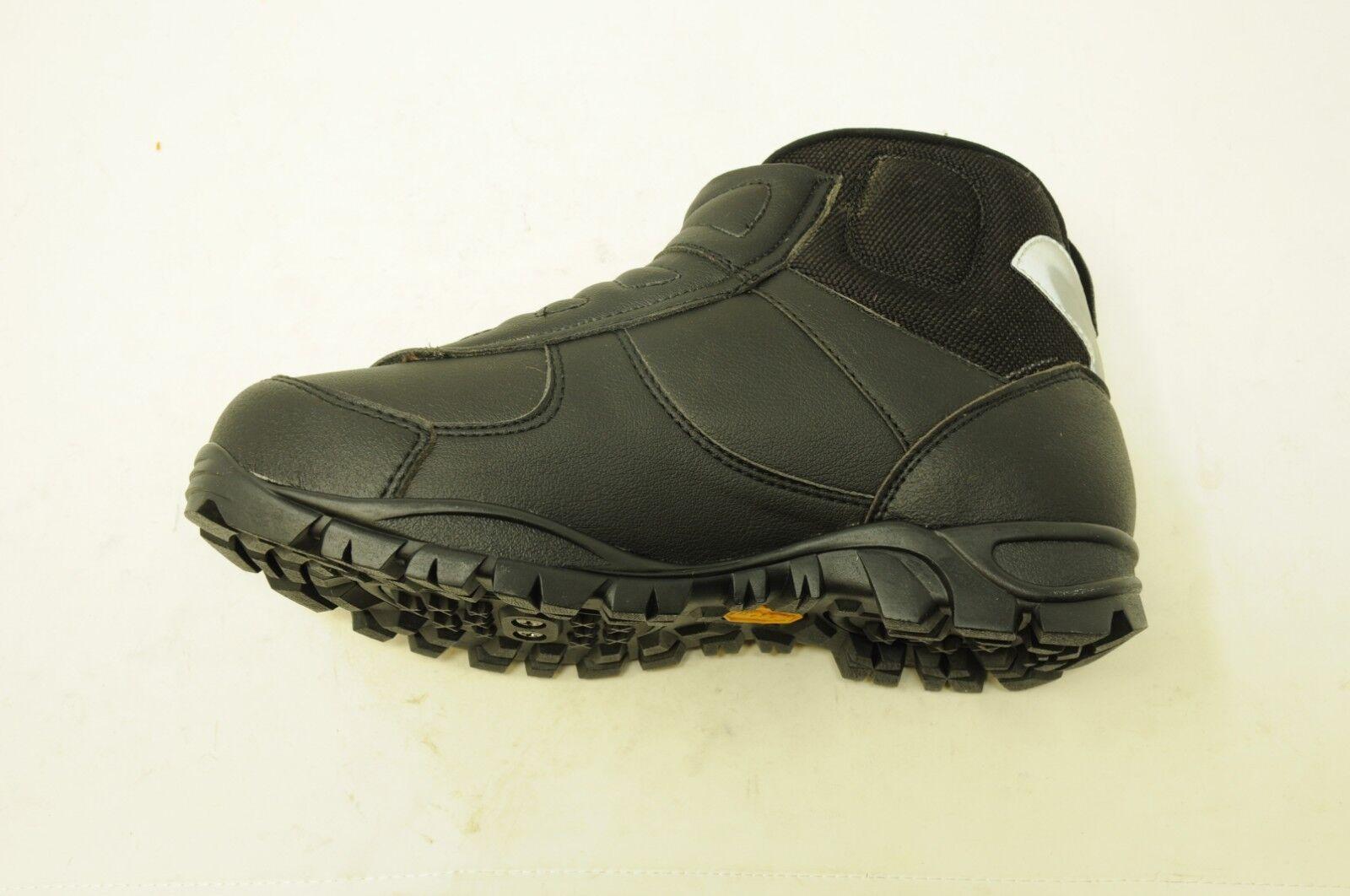 Nalini Vibram Winter Working shoes   Boots -    Black - Choose Size (  ) 7b1d44