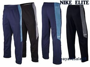 fcc86d2d21cf Image is loading MEN-039-S-NIKE-ELITE-SWEATPANTS-FLEECE-THERMA-