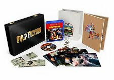 Pulp Fiction 20th Anniversary Deluxe Box - Quentin Tarantino : New Blu-Ray