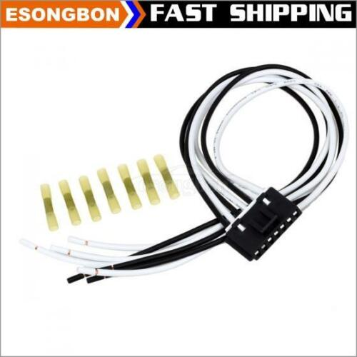 7 Wire Blower Motor Resistor Pigtail for 05-09 Chevy Trailblazer 645-702 PT2195