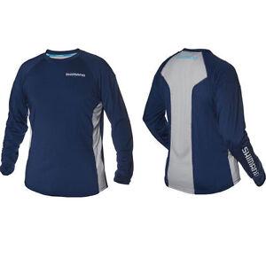 Shimano castor tech fishing t shirt upf 30 moisture for Shimano fishing shirts