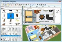 Sweet Home 3d Interior Home Design Cad Software Suite Home Architect Deluxe Pc