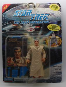 Playmates Star Trek The Next Generation Ambassador Sarek Neu Ovp