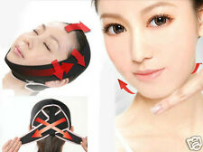 3D Face Lift Up Cheek Chin Slim Mask Belt V-Line Slimming Band Strap Beauty UK