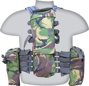 British Army Military Patrol US South AfricanTactical Combat Assault Vest New