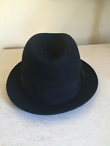 Image is loading VINTAGE-Stetson-Selv-Edge-xxx-3x-beaver-quality- cfa33096591