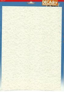 Groovi Parchment Craft Paper A4 8.3X11.7 CHOOSE 20 Sheets White; 10 Sheets Black