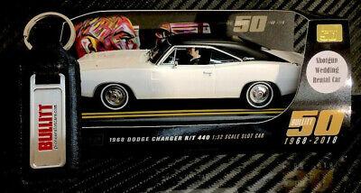 "Pioneer Bullitt Dodge Charger R//T 440 /""Shotgun Wedding/"" DPR 1//32 Slot Car P087"