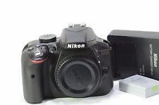 Nikon D3300 DSLR-Kamera Gehäuse, 24,2MP, Auslösungen nur 1309