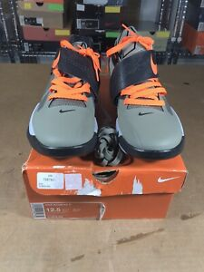 9437f1729897 100% Authentic Nike KD 4 Rogue Green (UNDFTD) Size 12.5 473679 302 ...