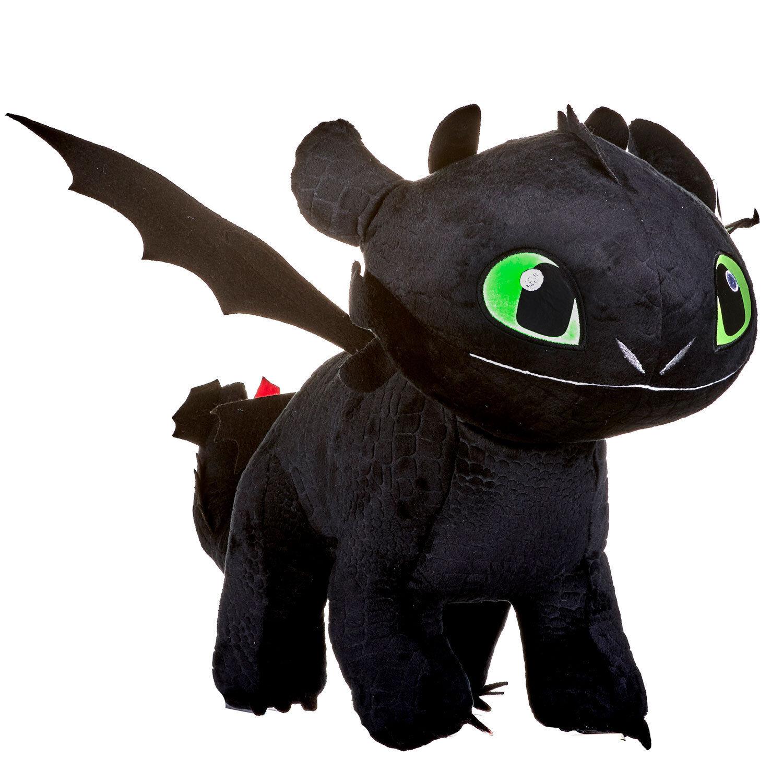 DreamWorks How To Train Your Dragon  The Hidden Hidden Hidden World 60cm Plush Toothless 70745c