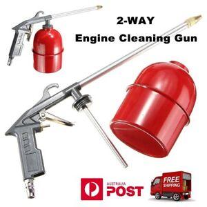 AgréAble Car Engine Cleaning Gun Solvent Air Sprayer Degreaser Siphon Tool Gray Au#&%p Convient Aux Hommes, Femmes Et Enfants