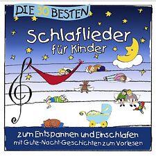 CD DIE 30 BESTEN SCHLAFLIEDER FÜR KINDER Neu & Eingeschweißt