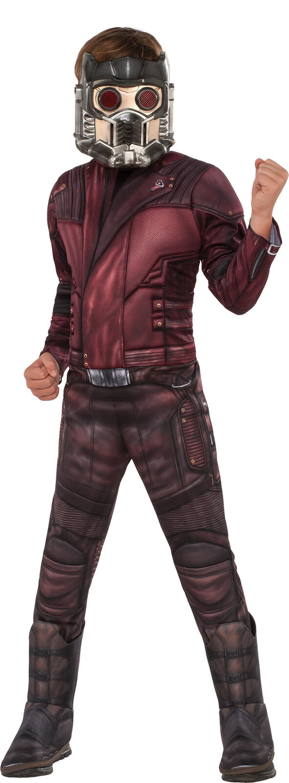 Guardians of The Galaxy Vol. 2 - Starlord Child Deluxe Muscle Costume