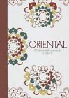 Oriental: 20 Detachable Postcards to Colour in by Octopus Publishing Group (Hardback, 2016)