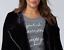 Lane-Bryant-Velvet-Moto-Jacket-Womens-Plus-18-20-Black-Spring-Fall-2x thumbnail 2