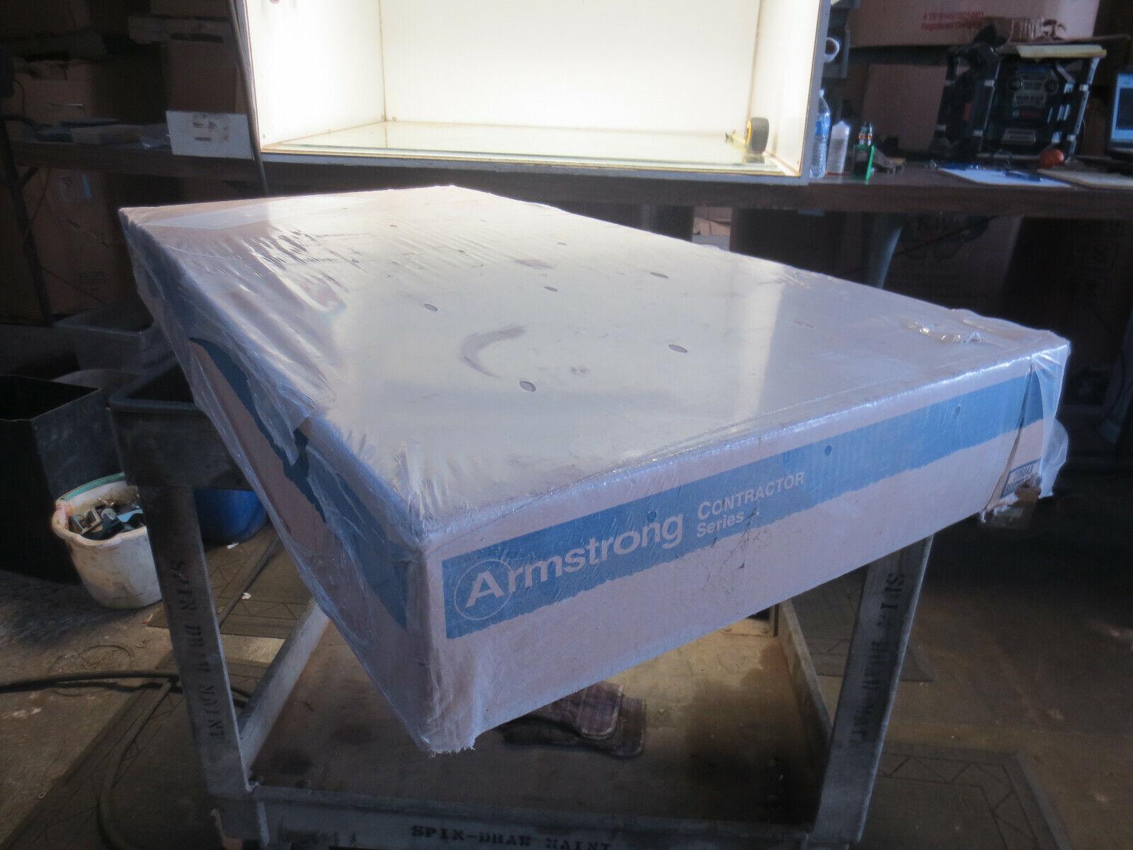 1.2mx2 'Acoustical Tiefer Cealing Fliesen (10 Pk) Armstrong