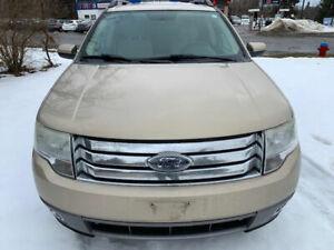 2008 Ford FreeStyle / Taurus X SEL