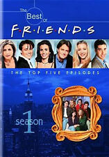 BEST OF FRIENDS: SEASON ONE / (FULL) - DVD - Region 1