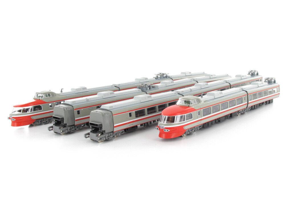 Kato 10-1284 - elektrotriebzug Odakyu Type 3100 ZOMO-Spur N-NUOVO